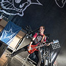 Black Stone Cherry on The Carnival of Madness Tour